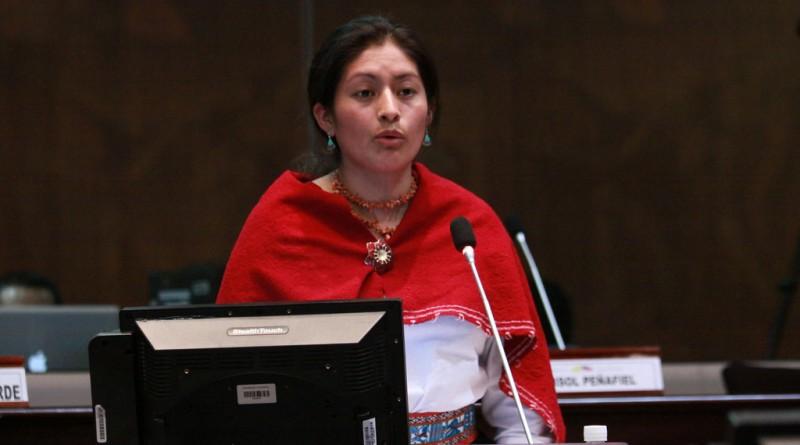 Asambleísta por Tungurahua, Betty Jeréz
